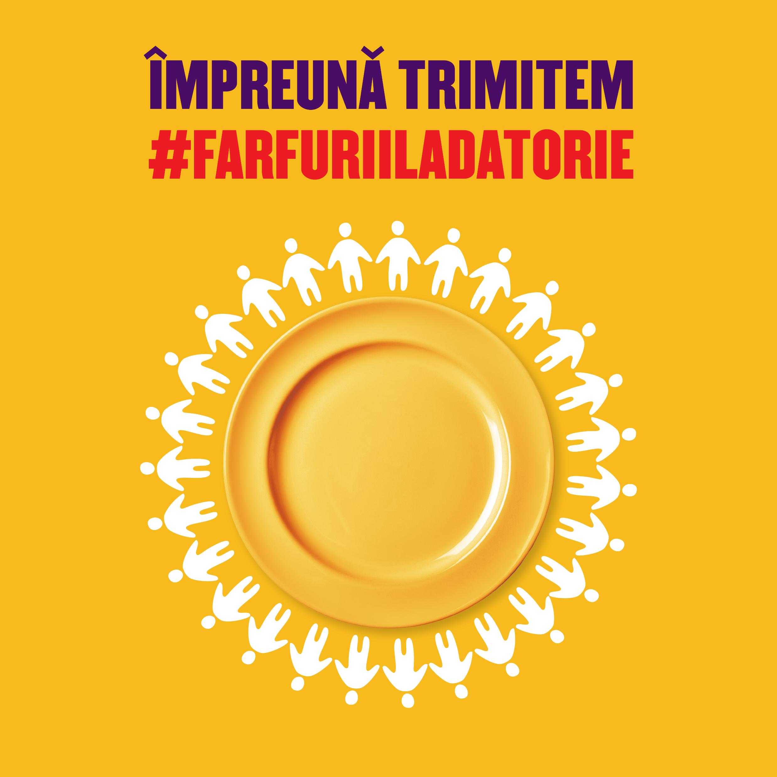 Campanie Farfurii la Datorie